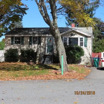 Lowell Single Family Home Under Agreement: 74 Wedgemere Drive