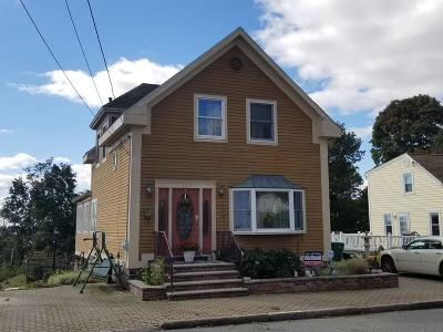 Lowell Single Family Home For Sale: 127 Durant Street