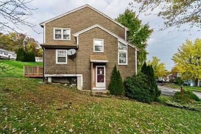 Worcester Condo/Townhouse Under Agreement: 9 Gates Rd #A