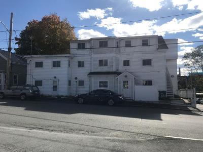 Methuen, Lowell, Haverhill Multi Family Home Contingent: 34 Grand Avenue