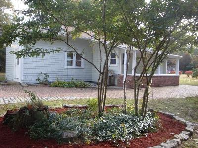 Middleboro Single Family Home For Sale: 190 Wood Street
