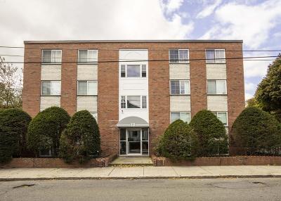 Everett Condo/Townhouse Sold: 12 Woodland #25