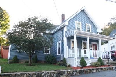 Malden Single Family Home Contingent: 50 Rockingham Avenue