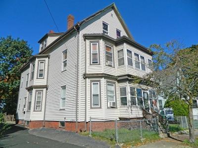 Lynn Multi Family Home For Sale: 9 Trinity Avenue