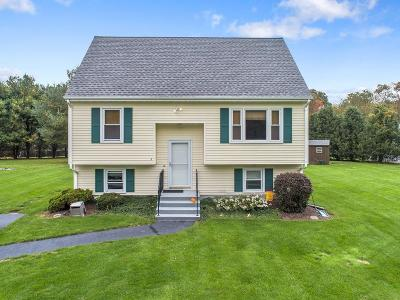 Rehoboth Single Family Home For Sale: 4 Chris Drive