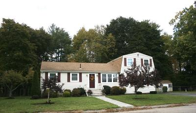 Rockland Single Family Home Contingent: 25 Moncrief Rd