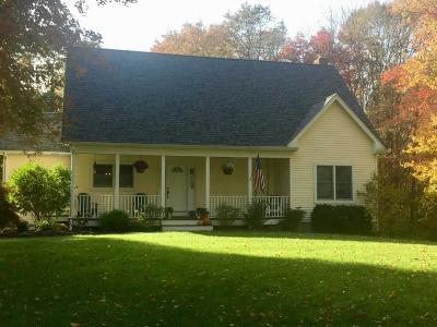 Rehoboth Single Family Home Contingent: 48 Maple Ln