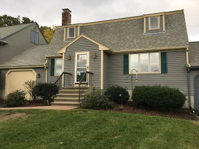 Bridgewater Condo/Townhouse For Sale: 34 Michael Road #34