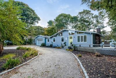 Falmouth Single Family Home For Sale: 110 Striper Ln