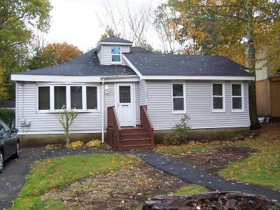 Randolph Single Family Home For Sale: 211 Center St
