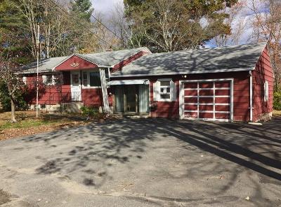 Methuen Single Family Home Under Agreement: 35 Cross Street