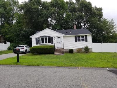 Lowell Single Family Home Under Agreement: 90 Coburn Dr