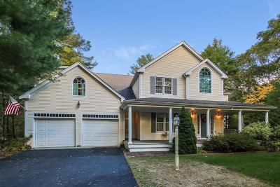 Falmouth MA Single Family Home For Sale: $649,750