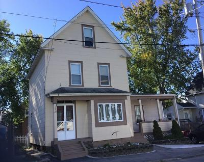 Lowell Single Family Home Under Agreement: 22 Bachman St