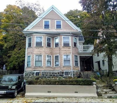 Malden Multi Family Home Under Agreement: 37-39 Orient