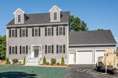 West Bridgewater Single Family Home Under Agreement: 154 Lincoln Street