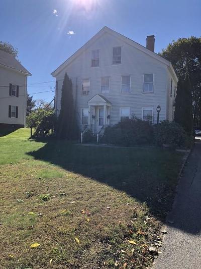 Clinton Multi Family Home For Sale: 173 Beacon Street