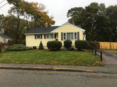Randolph Single Family Home Contingent: 1 Charlotte Ln