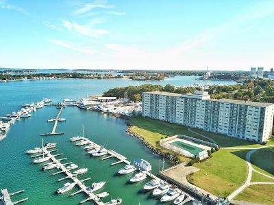 Quincy Condo/Townhouse Under Agreement: 200 Cove Way #601