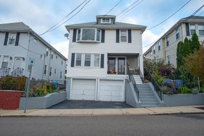 Somerville Condo/Townhouse Sold: 95 Puritan Rd #95