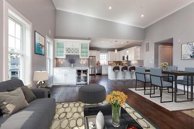 Single Family Home For Sale: 20 Fuller #1