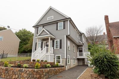 Watertown Condo/Townhouse For Sale: 232 Edenfield Ave #232