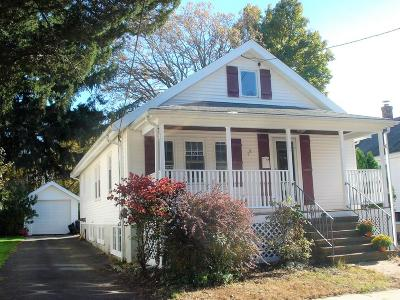 MA-Suffolk County Single Family Home Under Agreement: 28 Brier Rd