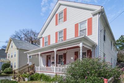 Marlborough Multi Family Home Under Agreement: 40 Harvard St