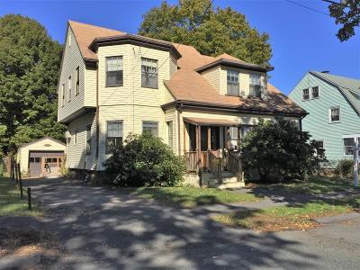 Beverly Single Family Home Under Agreement: 5 Sturtevant Street