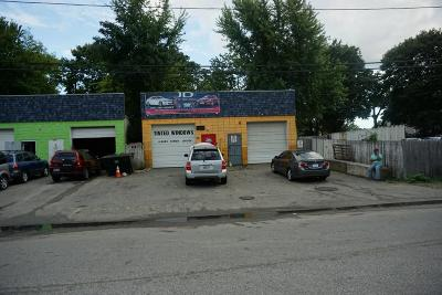 RI-Providence County Commercial For Sale: 292 Bailey Blvd