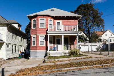 RI-Providence County Multi Family Home For Sale: 60-62 Duncan Ave
