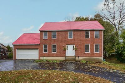 Methuen, Lowell, Haverhill Single Family Home For Sale: 463 S Main St