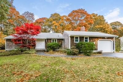 Falmouth MA Single Family Home For Sale: $439,000