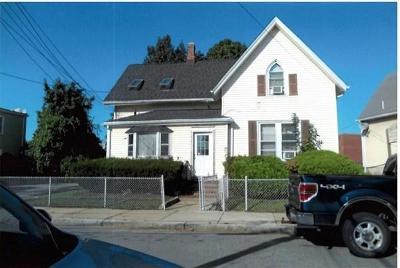 MA-Suffolk County Multi Family Home For Sale: 12 Dana Ave