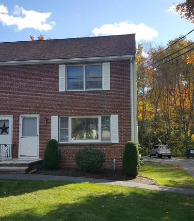 Bridgewater Condo/Townhouse Contingent: 21 Willow Ridge Drive #21