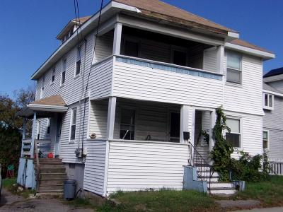 Hull Multi Family Home Contingent: 6 Rockland Cir