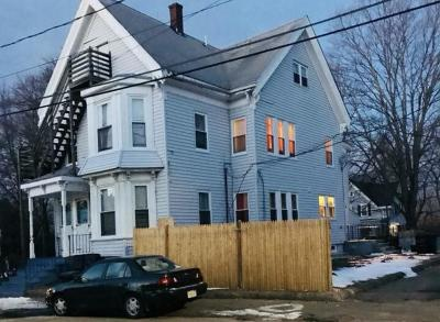 Brockton Multi Family Home For Sale: 16 Kingman Street