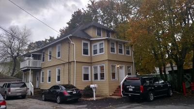 Methuen Multi Family Home Contingent: 15-17 Plymouth Ter