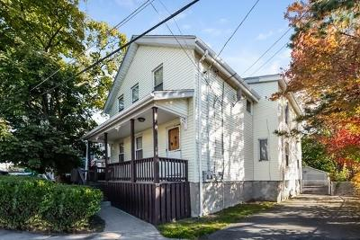 Malden Multi Family Home Sold: 456 Medford Street