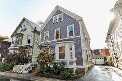 Multi Family Home Under Agreement: 28 Bardwell Street