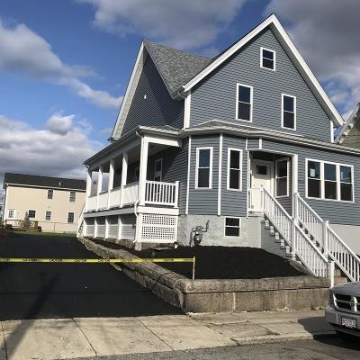 Fall River Single Family Home For Sale: 260 Barnes St