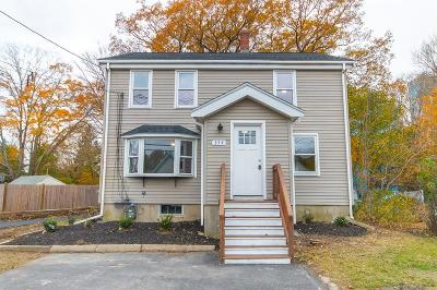 West Bridgewater Single Family Home Price Changed: 354 N Elm St