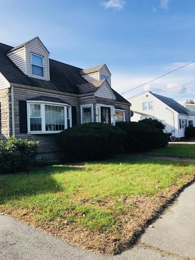 Peabody Single Family Home For Sale: 102 Lynnfield St