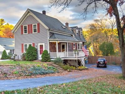 Abington Single Family Home Under Agreement: 274 Oak Street
