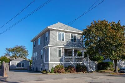 Hull Single Family Home Contingent: 174 Samoset Avenue