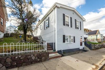 Revere Single Family Home Sold: 164 Malden Street