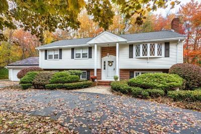 Canton Single Family Home Contingent: 22 Standish Dr