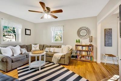 Holliston Single Family Home Under Agreement: 86 Maple Street