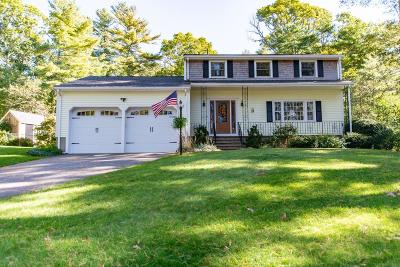 Plymouth Single Family Home Contingent: 28 Oar And Line Rd