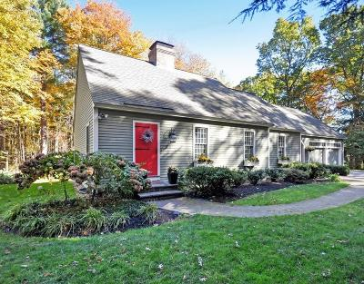 Concord Single Family Home For Sale: 750 Strawberry Hill Road